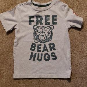 Boys Carter's tshirt size 6